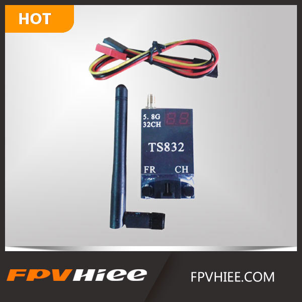32CH 600mW 5.8G Audio and Video Converter Outdoor Wieless FPV transmitter  Free shipping