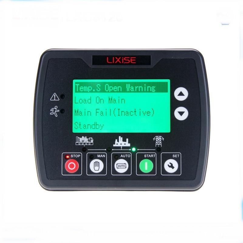 LXC3120 LIXiSE générateur diesel ats module de contrôleur oringal de haute qualité