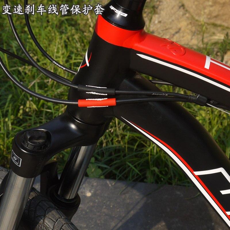 ALLIGATOR Inner Cable Tube Protection Frame Black