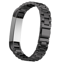 Stainless Steel Metal Loop Smart Watch Band for Fitbit Alta Classic Frontier Wristwatch Strap Bracelet Watch Band Gifts