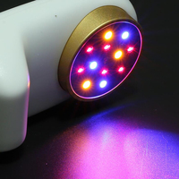ATANG red laser blue yellow LED beauty product physical pain therapy device for skin care face neck whitening remove wrinkles
