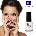 UV Nail Gel Polish UV&LED Shining Colorful 80 Colors 6ml Long Lasting Soak off  Varnish Cheap Manicure by Bling