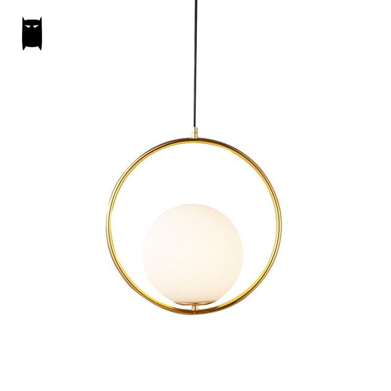 Rose gold ball globe sphere pendant light fixture modern korean rose gold ball globe sphere pendant light fixture modern korean nordic hanging lamp fittings decoration dining table bed room in pendant lights from lights mozeypictures Images