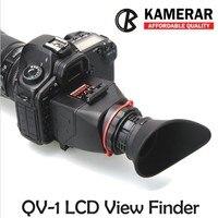 أصيلة kamerar QV-1 lcd المشاهد رأي مكتشف لكانون 5d مارك الثالث الثاني 6d 7d 60d 70d ، f نيكون d800 d800e D7200 d610 d600 d90