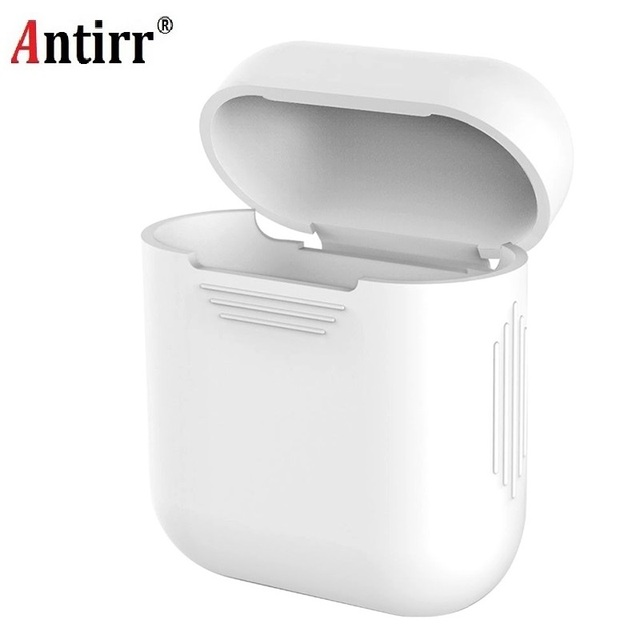 Soft Silicone Case For Apple Airpods Shockproof Cover For Apple AirPods 1