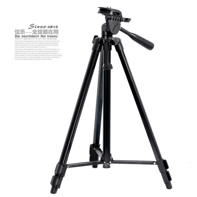 ФОТО New Sinno A3 portable digital micro-SLR camera tripod camera tripod + head wholesale free shipping