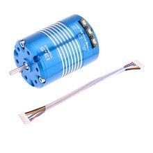 540 13.5t sensored brushless motor rc acessórios para 1/10 carro de controle remoto alta qualidade 540 rc motor sem escova outtrunner