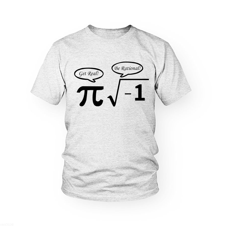 New summer men funny math t shirt cotton short sleeve gym for Gym shirts womens funny