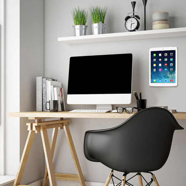 Wall Mount Tablet & Phone Magnetic Stand