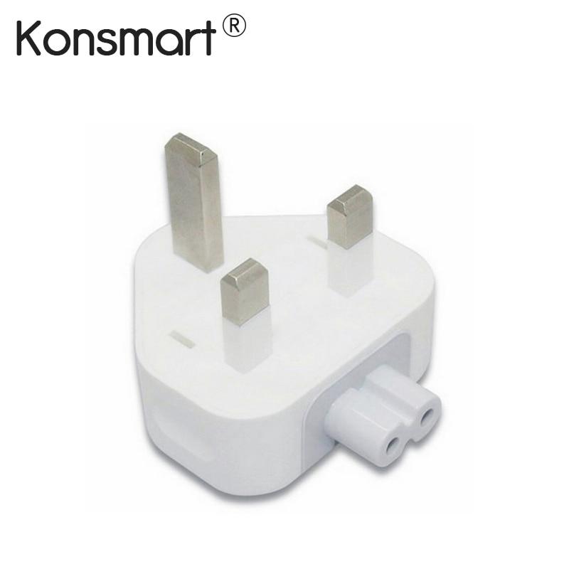 Konsmart Wall Ac Detachable Electrical Uk Plug Duck Head