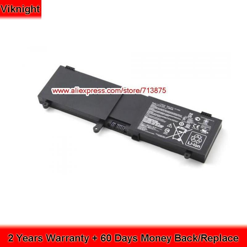 N550J Battery for Asus C41-N550 C41N550 4000mAh 59Wh 15V цена