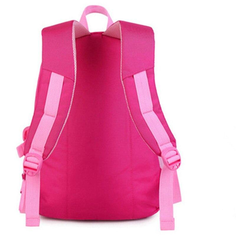 Дети мультфильм школьные сумки детские рюкзаки Водонепроницаемый Нейлон девушки школьная сумка печати рюкзаки книга мешок Mochilas