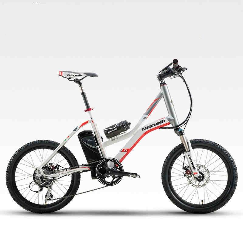 20inch electric bike 36V lithium battery 250W rear wheel motor drive hybrid ebike Mechanical disc brake pas range 70