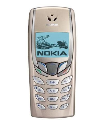 6510  Original Unlocked Nokia 6510 2G GSM Unlocked Cheap Refurbished Celluar Phone One Year Warranty Free Shipping