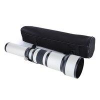 650 1300 мм f8 f16 телескоп телефото зум объектив с Адаптер Т крепление для canon nikon alpha pentax olympus nex eosm m43 fx камеры