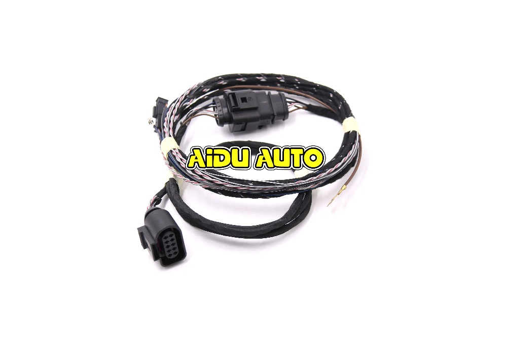 ACC Adaptive Cruise Control System Install Harness Cable Wire For VW Passat B6 B7 CC adaptive neurofuzzy control paradigms page 8