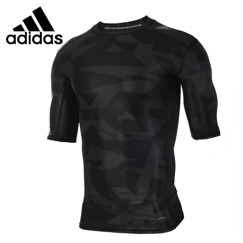 Original New Arrival 2017 Adidas TF TEE SS CI GX Men's T-shirts short sleeve Sportswear original new arrival adidas rs ss tee m men s t shirts short sleeve sportswear