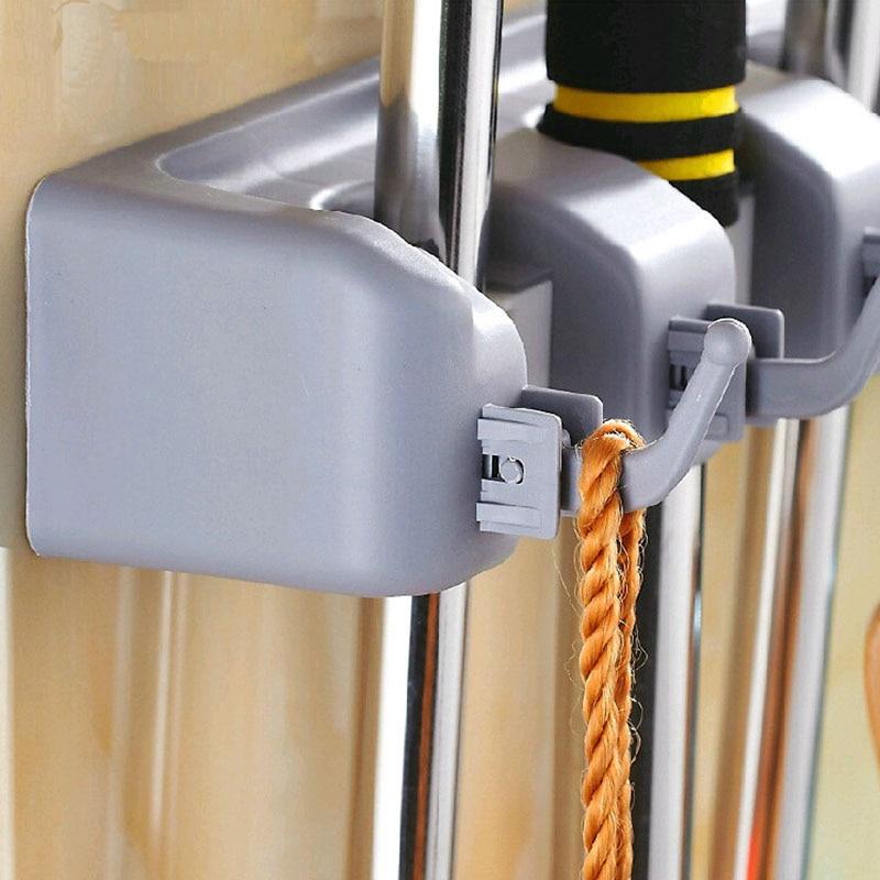 Multifunctionele Keuken Organizer Badkamer Opslag Houders Mop - Home opslag en organisatie - Foto 5