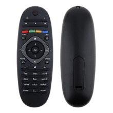 1 pc universal philips tv controle remoto inteligente substituição digital controle remoto suporte 2 x aaa baterias para philips tv/dvd