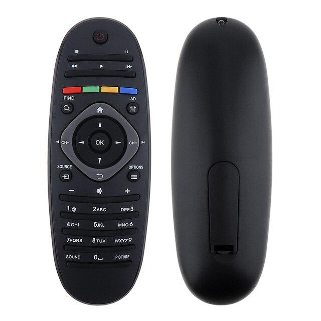1PC Universal Philips TV Fernbedienung Smart Digitale Ersatz Fernbedienung Unterstützung 2 x AAA Batterien für Philips TV/DVD