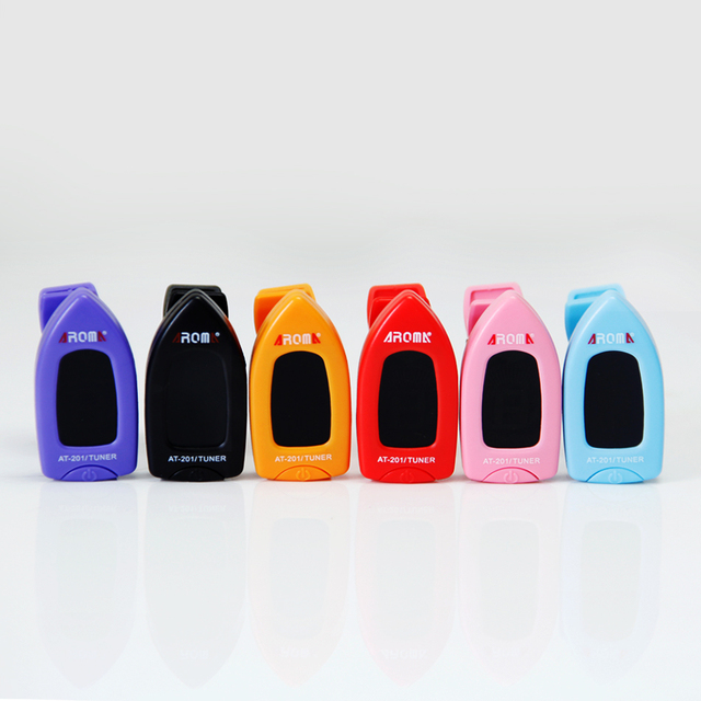 Clip-on Mini Chromatic Tuners