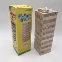 Настольные игры Падающая башня игра укладчик дерево Деревянные игрушки для для детей,самые крутые игрушки играть с ребенком,новогодний подарок для малыш, творчество для детей, из России