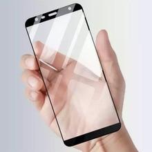 """Copertura Per Samsung J4 più il 2018 di vetro di protezione Globale versione su per samsung galaxy j4 j 4 j4plus j42018 6.0 """"Caso covers film"""