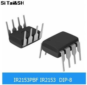 1PCS  IR2153P IR2153D IR2153 DIP8 Bridge Driver IC Integrated Circuits