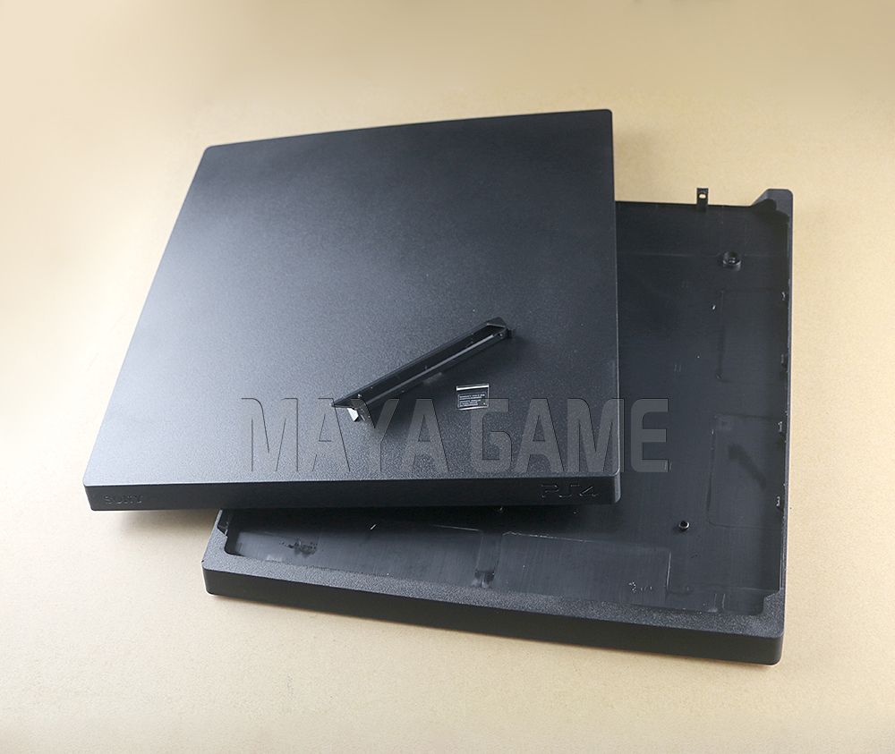 Console noire de haute qualité avec boîtier complet pour Console PS4 Pro