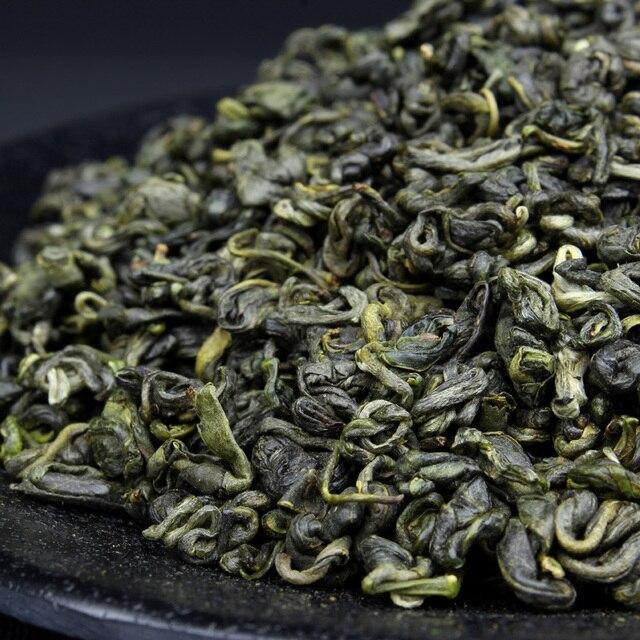 Premium Yunnan Bi Luo Chun Green Tea