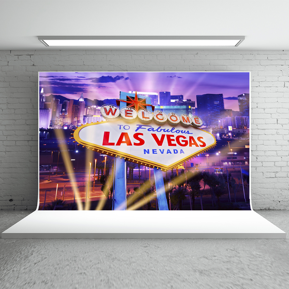 Kate 10x10ft Las Vegas City Photography Backdrops Stage Party Studio Photo Background Casino Party Backgrounds For Photo Studio