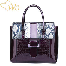 WDbag Women Shoulder Bag Casual Tote Handbags 2019 Fashion Collections Women Messenger Bags PU leather Totes стоимость