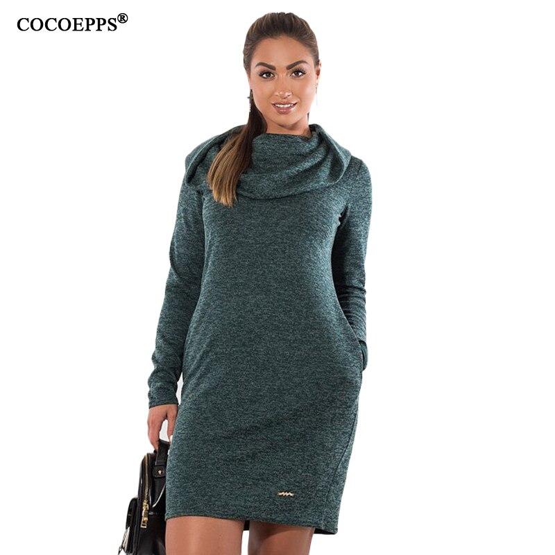 2017 Winter autumn dress hooded mini blue dress dresses big sizes women dress knitted 5XL 6XL vestidos plus size women clothing plus size letter print hooded sweatshirt dress