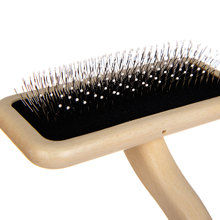 Grooming Wooden Pet Brush