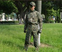 us army military uniform for font b men b font PYTHON shooter combat uniform Diamondbacks field