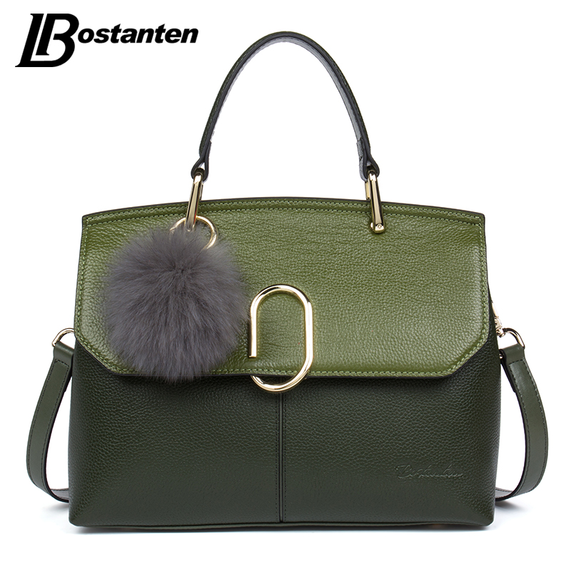 bostanten couro genuíno do bolsa Material Composição : Cow Genuine Leather+microfiber Synthetic Leather(bottom, handle, etc.)