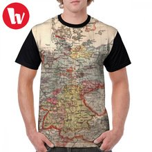 German Map t-shirt