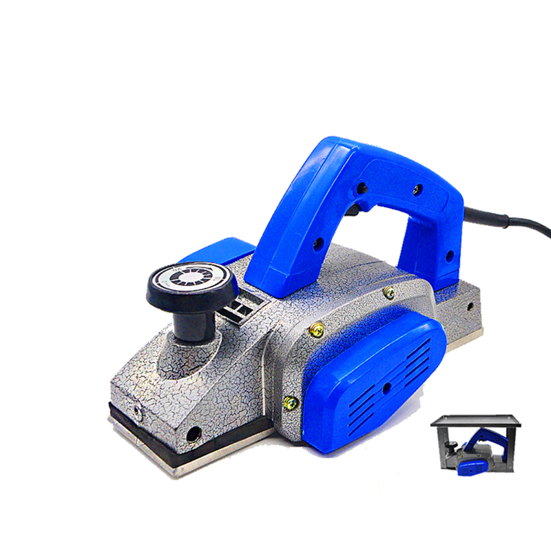 Machine of carpentry and 220 v power wood planer High-power multi-function electric planer 1000 w 1pc high tech and fashion electric product shell plastic mold