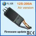 Flier 12S 200A HV speed brushless esc for rc Airplane/ UAV and so on