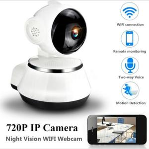 720P HD Wireless Wifi IP Camer