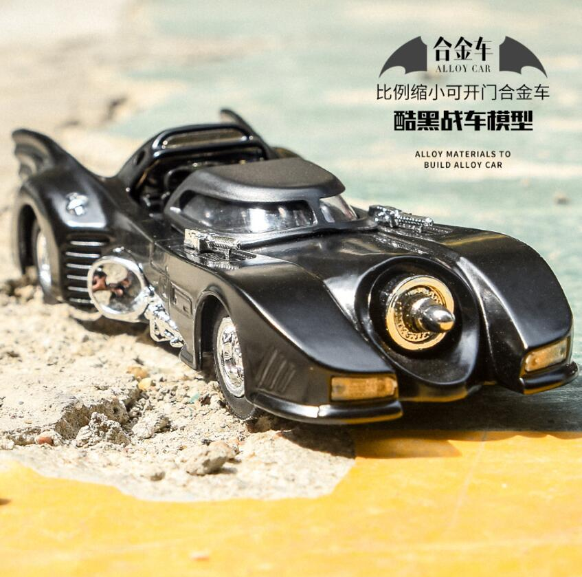 1:36 Toy Car Batman Metal Toy Alloy Car Diecasts & Toy Vehicles Car Model Miniature Scale Model Car Toys For Children