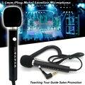 3.5mm Lavalier Microphone Tie Clip Mic Lapel Microphone PC For Amplifier Teaching Tour Guide Sales Promotion Microfone Sem Fio