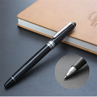 Luxury Roller Gel Pen Business Conference Signature Pen Good Quality Student Gel Ink Pens Free Shipping