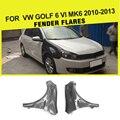 Блендер для багажника из углеродного волокна  боковые блендеры для Volkswagen VW GOLF 6 VI MK6 2010-2013  автомобильные аксессуары