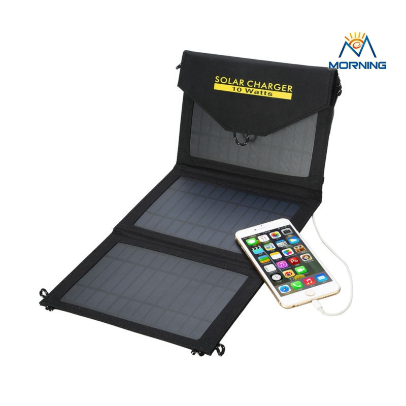 SC-10W USB 5V power bank Mobile Solar Charger 5500mah solar charger 5v 0 8w beetle shaped phone mobile power bank