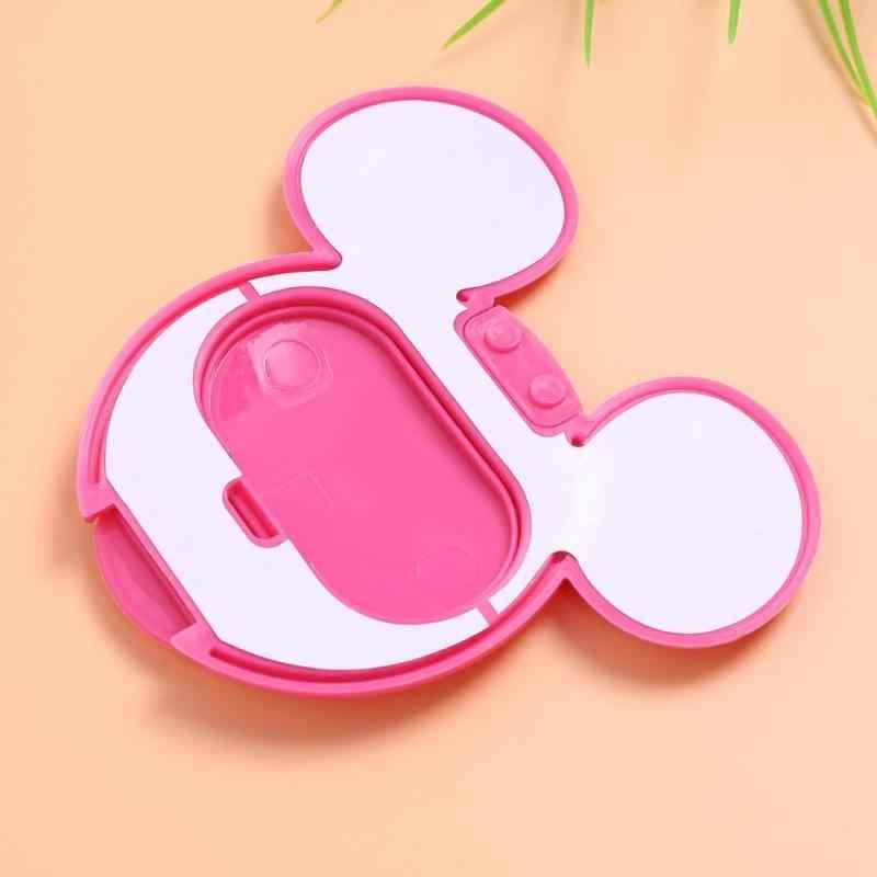 Chusteczki dla niemowląt papierowa pokrywka chusteczki nawilżane dla niemowląt chusteczki wielokrotnego użytku przenośne chusteczki mobilne dla dzieci przydatne akcesoria opieka nad dzieckiem