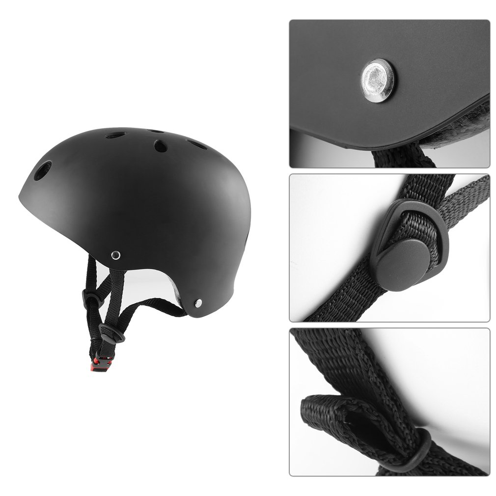 Professional Hip-hop Boy Helmet Children Outdoor Sport Skateboard Skating Helmet Bicycle Helmet for Kids /Adults Free shipping