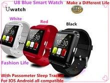 2015 NEUE Bluetooth Smart Watch Armbanduhr U8 U-UHR Smartwatch Sport Armbanduhren für iPhone Samsung Android Phone Smartphone