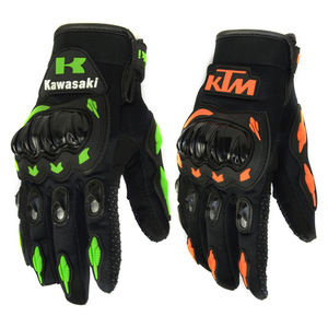 Hard Shell Motorcycle Gloves f
