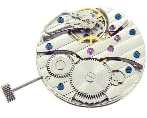 17 Jewels Sea g Swan Neck 6497 Hand Winding Movement Asia Decorate for Watch-in Repair Tools & Kits from Watches    1
